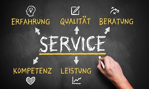 Personaldienstleistungen für Unternehmen